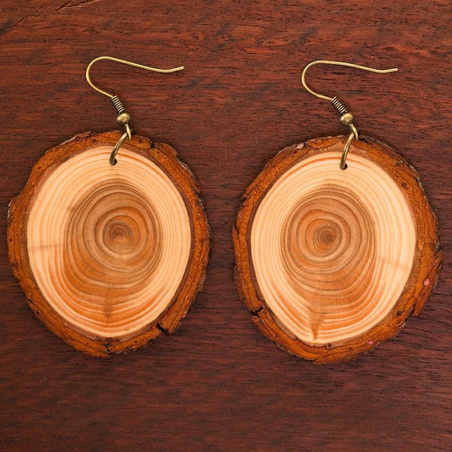 Holzschmuck  NatureCraft - Handcrafted Jewellery - Holzschmuck - Naturschmuck ...